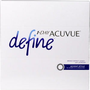 1-DAY ACUVUE DEFINE 90pk