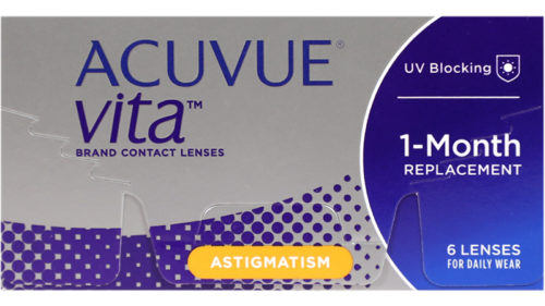 ACUVUE OASYS for ASTIGMATISM 1