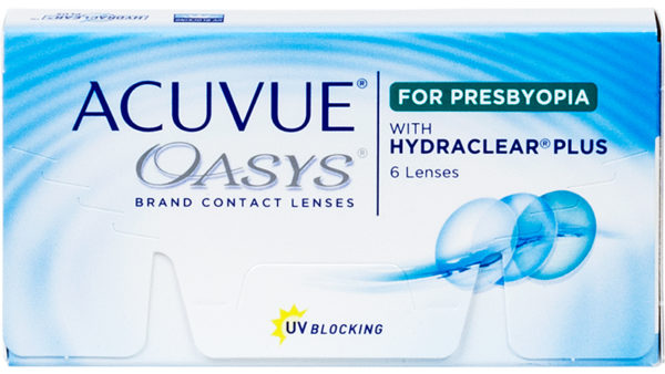 ACUVUE OASYS for PRESBYOPIA 1