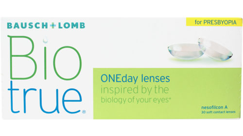 Biotrue ONEday for Presbyopia 30pk 1