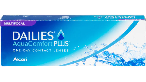 DAILIES AquaComfort Plus Multifocal 90pk 1