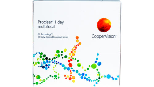 Proclear 1-Day Multifocal 90pk 1