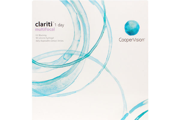 clariti 1day Multifocal 90pk